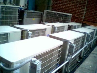 HVAC Condenser - ICS HVAC