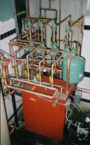 Building Boilers