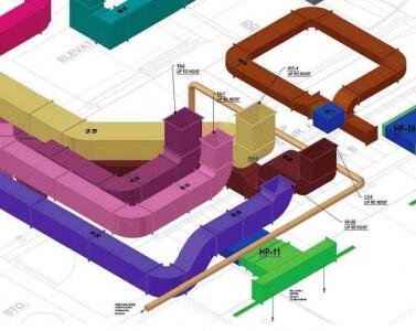 HVAC System Drawings - Vestergard Shop