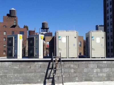 HVAC Condensors - ICS
